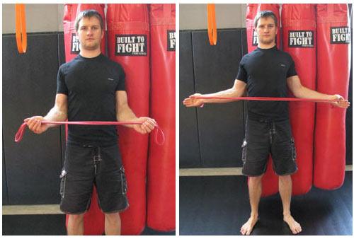 Shoulder Dislocations Band Shoulder Dislocations Band or